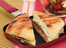 Michael Howell's Grate Sandwich