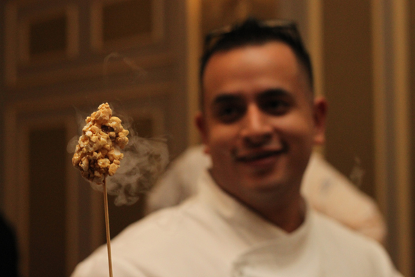 candy popcorn @ Savour