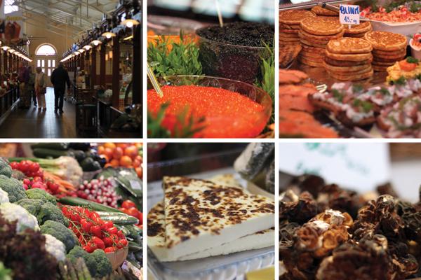 Helsinki Markets