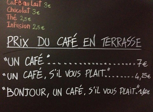 French-Cafe-Charges-Rude-Customers